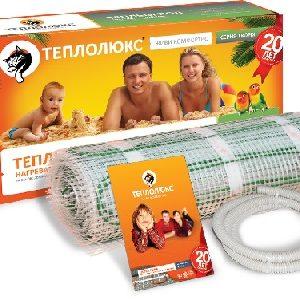 Нагревательный мат Теплолюкс TROPIX (Россия)