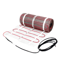 Нагревательный мат в плиточный клей